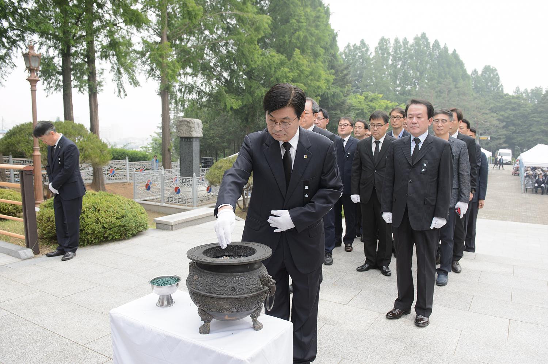 2019.6.6 제64회 현충일 추념식 (9).