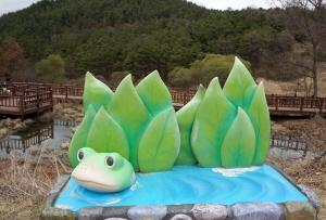 원수산 어린이숲체험원~ 꽃길만 걷자