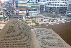 세종시도서관 아름동도서관에서의 여유