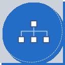 지역 교육네트워크의 구성·운영·홍보 아이콘