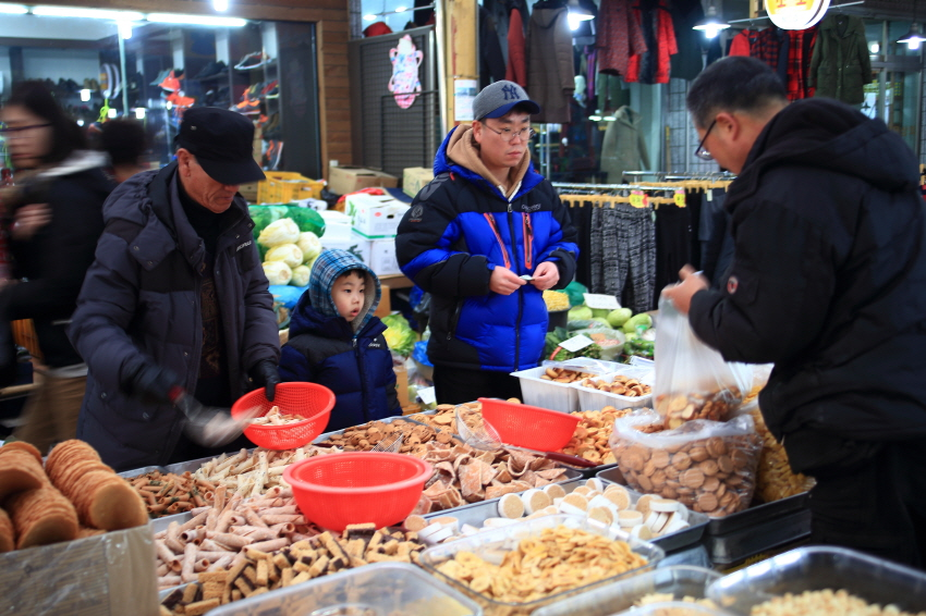 Sejong Traditional Market, the best traditional market in Sejong City 10