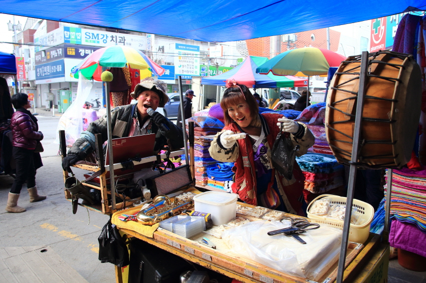 Sejong Traditional Market, the best traditional market in Sejong City