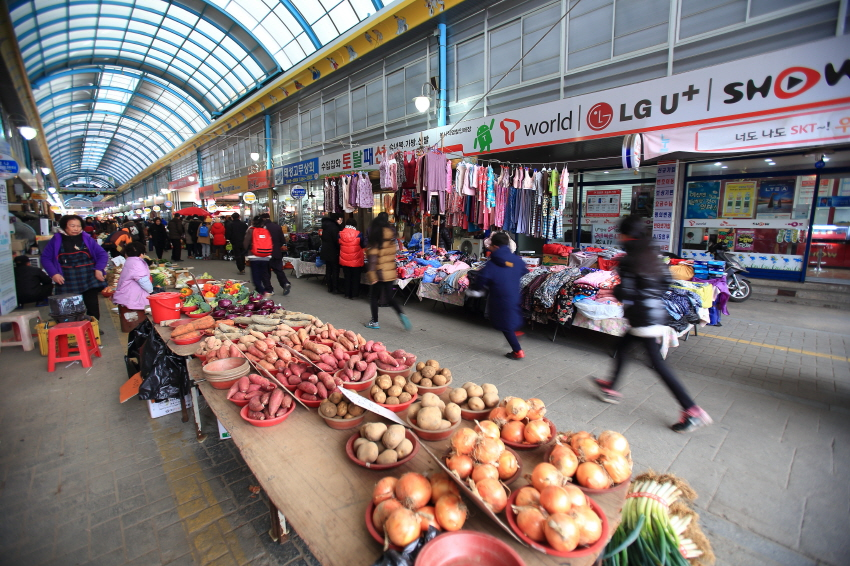 Sejong Traditional Market, the best traditional market in Sejong City 3