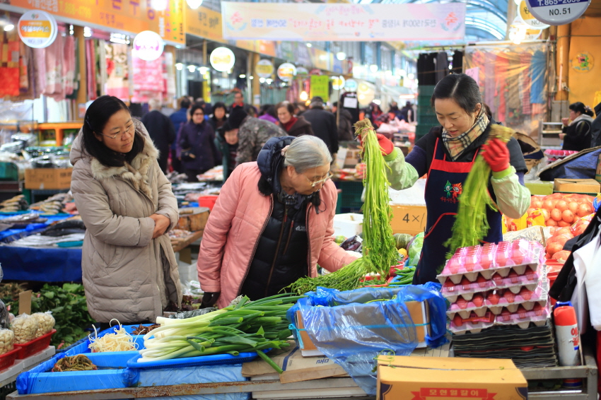 Sejong Traditional Market, the best traditional market in Sejong City 4