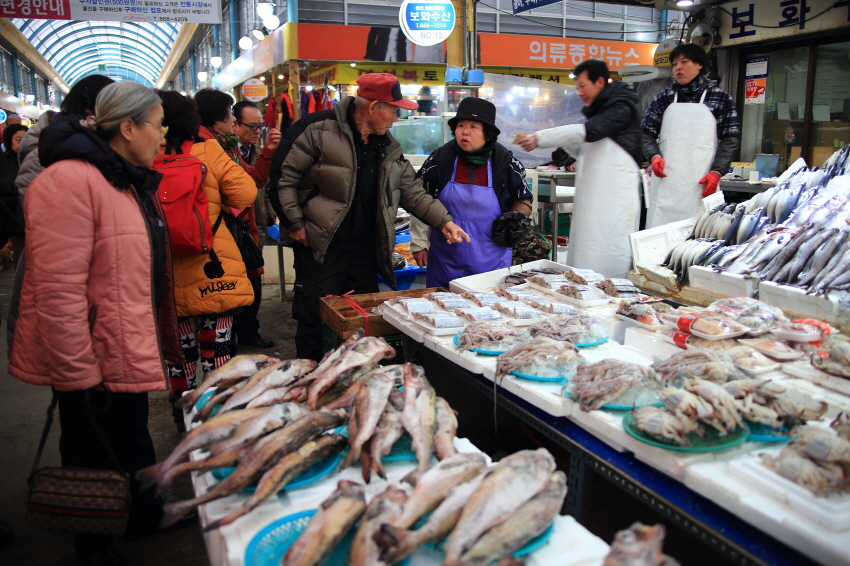 Sejong Traditional Market, the best traditional market in Sejong City 5