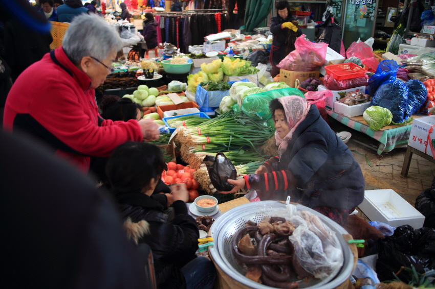 Sejong Traditional Market, the best traditional market in Sejong City 8