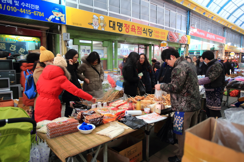 Sejong Traditional Market, the best traditional market in Sejong City 9