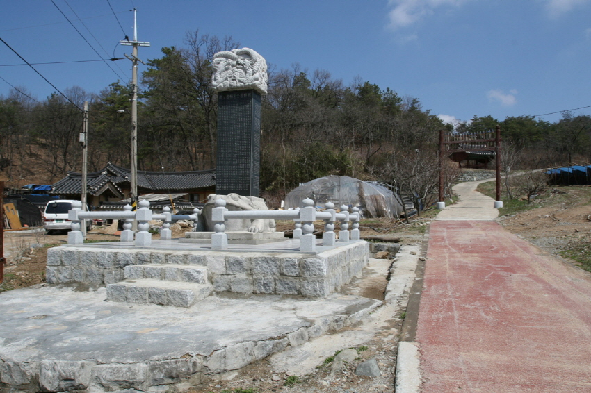 Tomb of General Kim Jong-seo 2