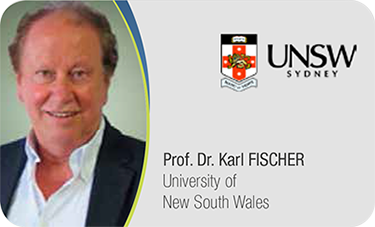 Prof. Dr. Karl FISCHER / University of New South Wales
