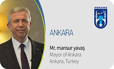 ANKARA-Mr. mansur yavaş / Mayor of Ankara Ankara, Turkey
